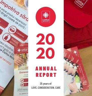 Report Caritas 2020