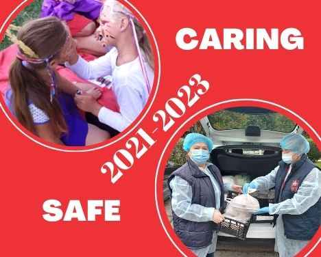 SAFE and CARING - the two major projects of Caritas Moldova for the period 2021-2023